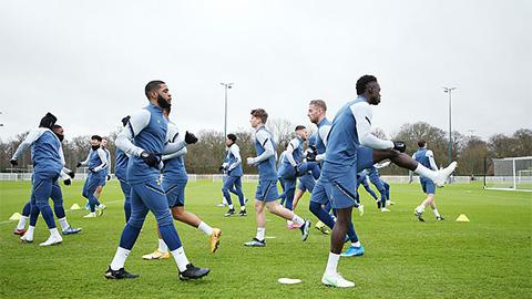 Các bài tập của Tottenham bị đánh giá là nhàm chán