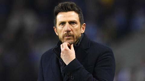Cagliari sa thải  HLV Di Francesco