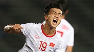 Sang Nhật Bản, Danh Trung khó dự SEA Games 2021