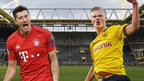 Haaland ngưỡng mộ Lewandowski, tiết lộ theo dõi mọi trận đấu của Bayern