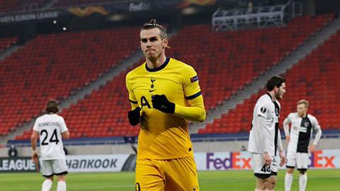 Mourinho sẽ tiếp tục trọng dụng Bale ở trận Tottenham vs Wolfsberger?