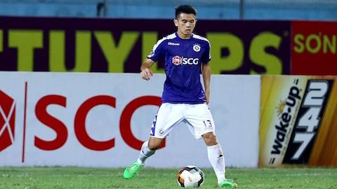 Hà Nội FC gia hạn hợp đồng với hậu vệ Văn Kiên