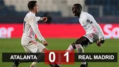 Atalanta 0-1 Real: Thắng nhọc nhằn trên sân khách