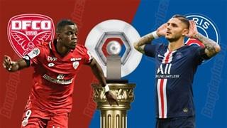 23h00 ngày 27/2: Dijon vs PSG