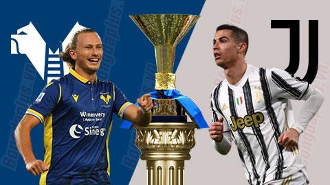Nhận định bóng đá Verona vs Juventus, 2h45 ngày 28/2: Tăng tốc về phía Inter