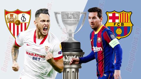 Nhận định bóng đá Sevilla vs Barca, 22h15 ngày 27/2