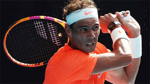 Nadal rút khỏi Rotterdam Open 2021 vì chấn thương