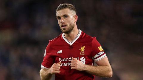Liverpool có thể mất Jordan Henderson hết mùa này: Tận cùng của thảm họa