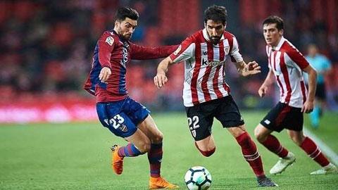 Nhận định bóng đá Levante vs Bilbao, 3h00 ngày 27/02: Soi đèn bắt 'Ếch'