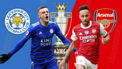 Nhận định bóng đá Leicester vs Arsenal, 19h00 ngày 28/2