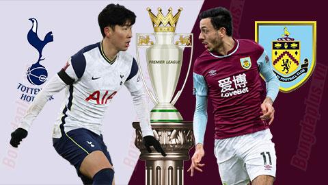 Nhận định bóng đá Tottenham vs Burnley, 21h00 ngày 28/2