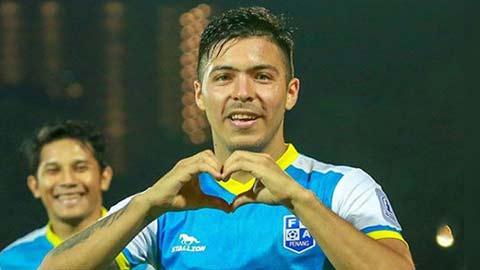 Malaysia chuẩn bị có Sergio Aguero để đối phó với ĐT Việt Nam