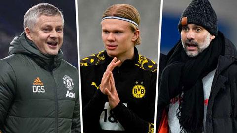 MU, Man City, Chelsea hay Real: Đâu là bến đỗ hợp với Haaland nhất?