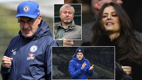 Sarri suýt chút nữa quay lại Chelsea sau khi Lampard bị sa thải