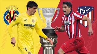 03h00 ngày 1/3, Villarreal vs Atletico