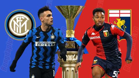 Nhận định bóng đá Inter vs Genoa, 21h00 ngày 28/2