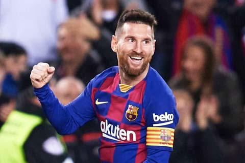Laporta vẫn tin tưởng tuyệt đối vào Messi