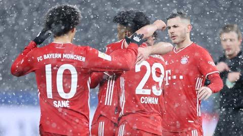 Niềm vui chiến thắng tại Bundesliga sẽ lại quay về với Bayern khi tiếp đối thủ nhẹ ký Cologne