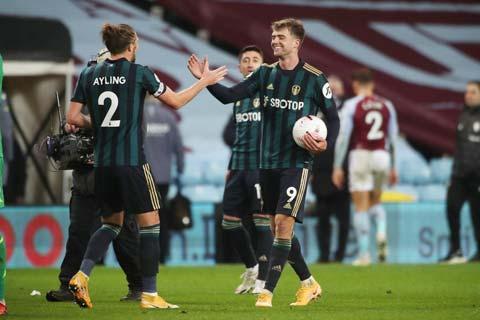 Leeds sẽ bỏ túi 3 điểm, qua đó cán mốc thắng 3 trận Premier League liên tiếp trên sân nhà