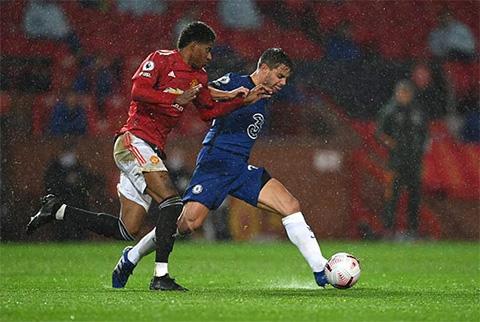 Chelsea sẽ phải đối đầu với một MU bất bại trên sân khách từ tháng 1/2020