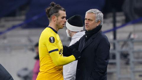 Mourinho khẳng định Bale đang 'cực kỳ hạnh phúc'