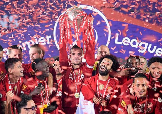 Việc để Liverpool vô địch mùa trước khiến Man City rất khát khao trả hận