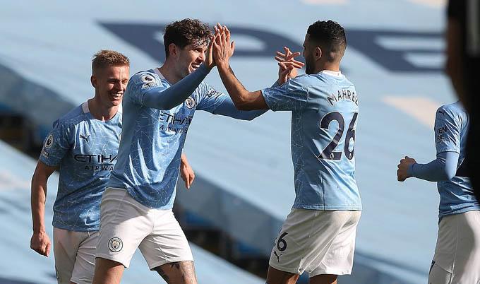 Man City đang chơi cực kỳ ổn định ở Ngoại hạng Anh