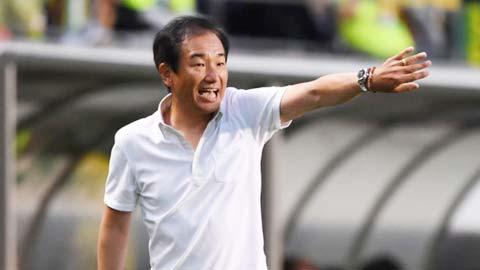 Thầy Nhật Bản sẽ thay đổi lối chơi của Sài Gòn FC?