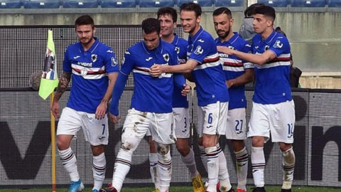 Soi kèo Sampdoria vs Atalanta, 18h30 ngày 28/2