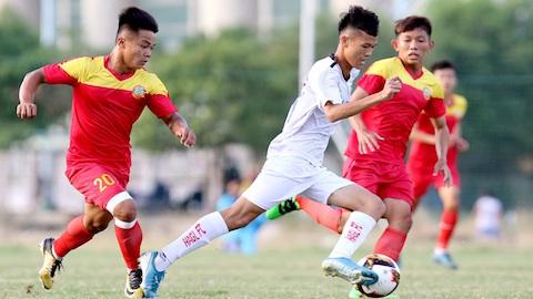 Vòng chung kết U19 QG 2021 sẽ diễn ra tại Bình Dương