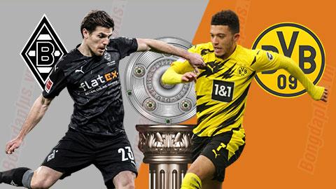 Nhận định bóng đá M''gladbach vs Dortmund, 02h45 ngày 3/3