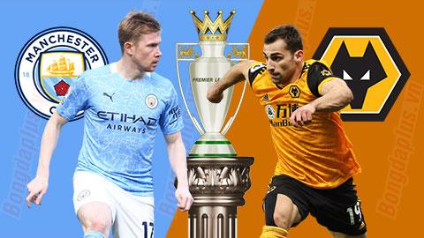 Nhận định bóng đá Man City vs Wolves, 3h00 ngày 3/3: Kỷ lục là chuyện nhỏ