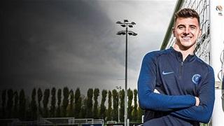 Mason Mount: Hoài bão lớn cùng bạn thân Declan Rice tại EURO 2020