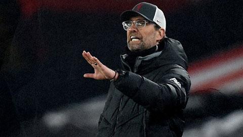 Liverpool thắng trở lại nhờ 'sao chép' chiến thuật của Guardiola