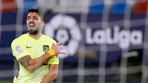 Tại sao Luis Suarez khiến Atletico lo lắng suốt 3 vòng trước trận gặp Real?