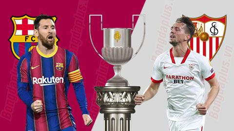 Nhận định bóng đá Barca vs Sevilla, 03h00 ngày 4/3