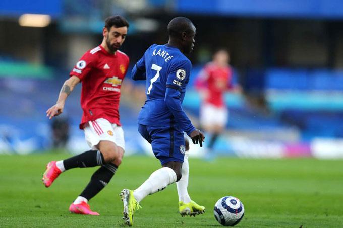 MU lại hòa Chelsea 0-0 mùa này
