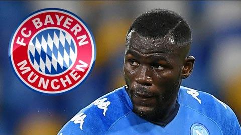 Tin giờ chót 1/3: Bayern tính chi 45 triệu euro mua Koulibaly về đá cặp với Upamecano