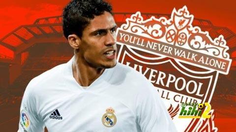 Liverpool tính đưa Varane về để cải thiện hàng thủ