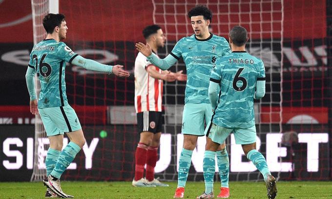 Liverpool hứa hẹn sẽ trở lại trong thời gian tới
