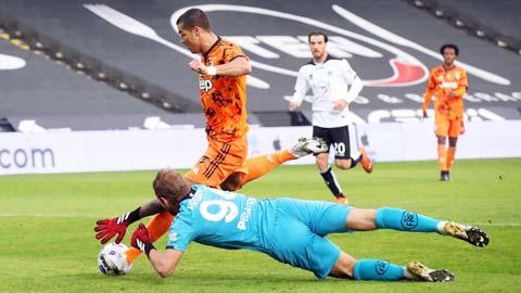 Cristiano Ronaldo từng xé lưới Spezia trong trận lượt đi để giúp Juventus đại thắng 4-1