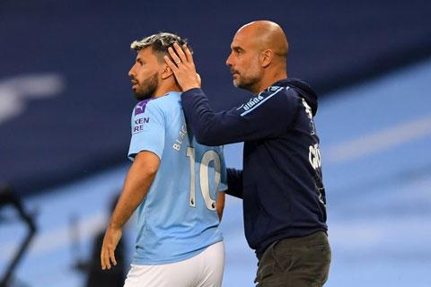 Sergio Aguero vẫn chưa có bàn thắng nào tại Premier League mùa này