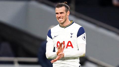Tottenham: Gareth Bale xuất sắc đến bùng nổ