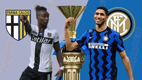 Nhận định bóng đá Parma vs Inter, 02h45 ngày 5/3