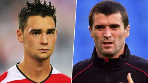 Ferdinand tiết lộ Keane từng đấm đồng đội trẻ tại MU
