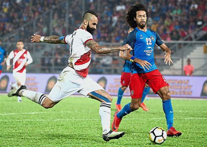 Paula đã ghi tới 66 bàn chỉ trong 76 trận khi chơi cho Kuala Lumpur