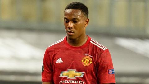Huyền thoại Liverpool: 'Martial nên rời MU để tốt cho cả 2 bên'