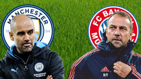 So sánh Man City vs Bayern: Đội bóng nào đang mạnh nhất thế giới?