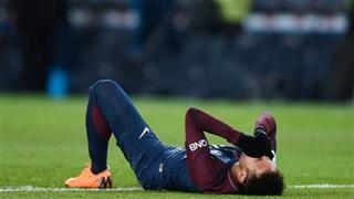 Neymar vắng mặt trận lượt về PSG vs Barca?