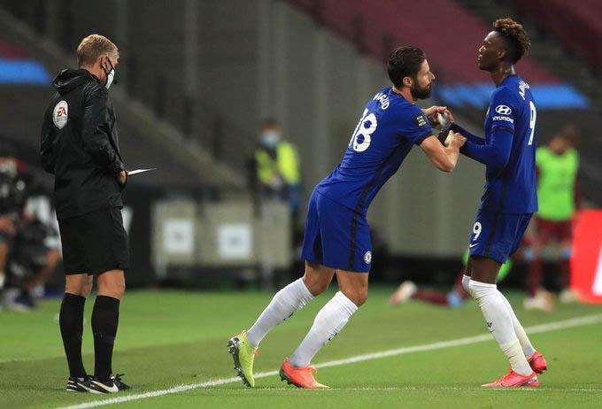 Abraham đang không hạnh phúc ở Chelsea